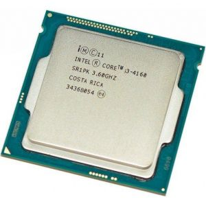 Процессор INTEL Core i3 4160 tray (CM8064601483644)