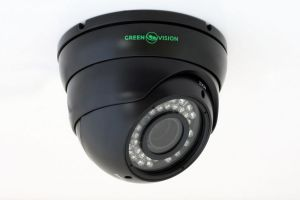 Аналоговая камера GreenVision GV-CAM-M V7712VD30/OSD black