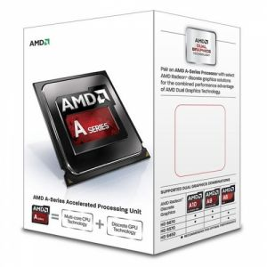 Процессор AMD A8-6500 X4 (AD6500OKHLBOX)