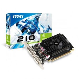Видеокарта GeForce 210 512Mb MSI (N210-TC1GD2)