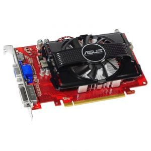 Видеокарта Radeon HD 6670 2048Mb ASUS (HD6670-2GD3)
